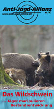 Flyer Wildschweinpopulation
